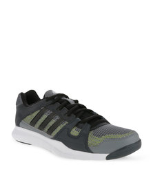 adidas Performance Gym Warrior Training Shoes Grey