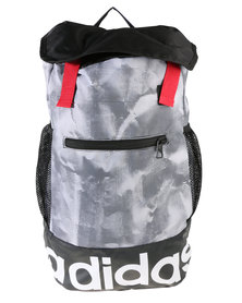 adidas Performance Linear Performance Graphic Backpack Black