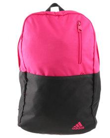 adidas Performance Versatile Block Backpack Pink
