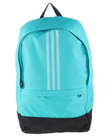 Adidas Performance Versatile 3 S Backpack Neon Blue