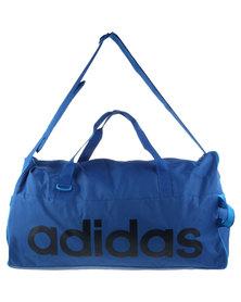 Adidas Performance TB M Duffel Bag Blue