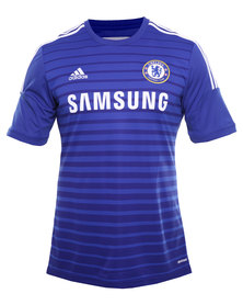 adidas Performance Chelsea Football Club Jersey Blue