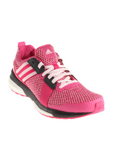 adidas Performance Revenge Boost Running Shoes Pink