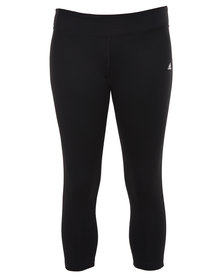 adidas Performance Clima Ess 3/4 Tights Black
