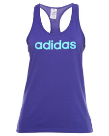 adidas Performance ESS BRD Tank Purple
