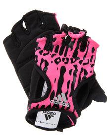 adidas Performance Women's Gloves Black