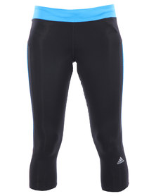 adidas Performance RSP 34 TI Sports Leggings Black