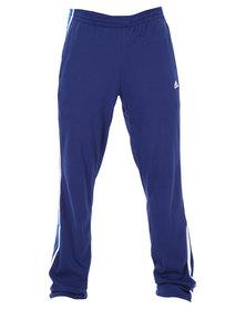 adidas Performance SJ Long Pants Blue