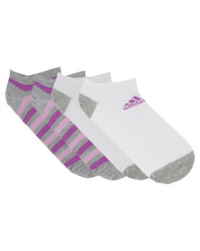 adidas Performance TW 3 Stripes Corpliner 2-Pack Socks Multi