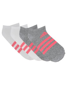 adidas Performance 3 Stripes TW Corpliner 2-Pack Socks Multi