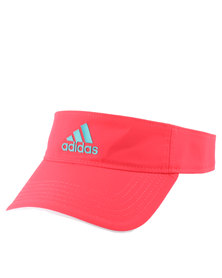 adidas Performance Climalite Visor Red