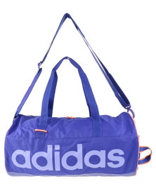 adidas Performance Linear Performance Team Bag Small Blue