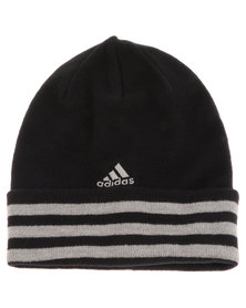 adidas Performance ESS 3S Woolie Performance Beanie Black