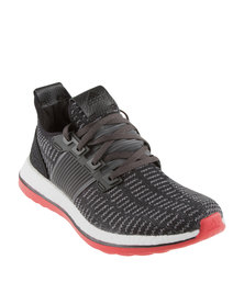 adidas Performance Pure Boost ZG Prime Running Shoes Black