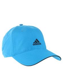 Adidas Ess Corp Cap Blue