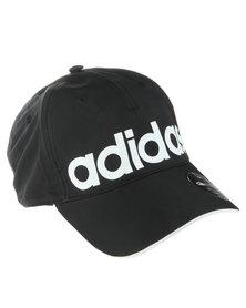 Adidas Climalite Linear 5P Cap Black