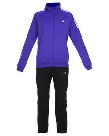 adidas Performance Frieda Track Suit Black/Purple