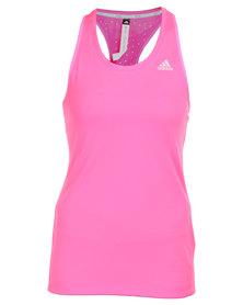 adidas Performance Climachill Tank Pink