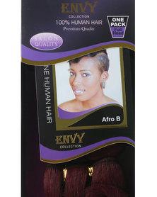 "African Splendor 6"" Afro B Hair Extension Set Purple Plum"