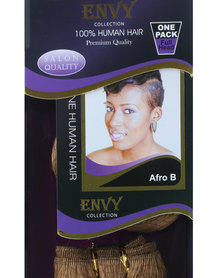 "African Splendor Afro B 6"" Hair Extension Set Golden Blonde"
