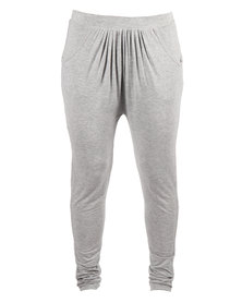 After Eden Contemporary Lounge Pants Grey