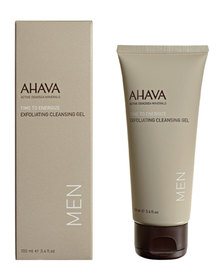Ahava Men's Time To Energise Exfoliating Cleansing Gel
