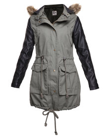 All About Eve Parka Coats - Buy Online at Zando