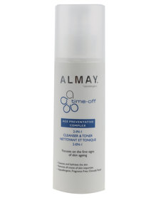 Almay Time-Off 2-in-1 Cleanser & Toner