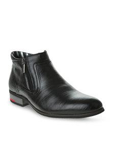 Anton Fabi Rossetti Boot Black