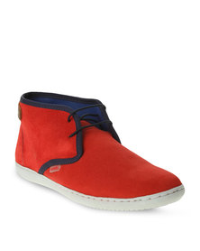 Anton Fabi Rover Boot Red