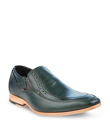 Anton Fabi Essian Shoes Green