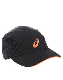 Asics Essentials Cap Performance and Shocking Orange