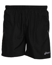 "Asics Woven Shorts 7"" Performance Black 0904"