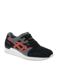 Asics Tiger Gel Lyte III Sneaker Black/Grey