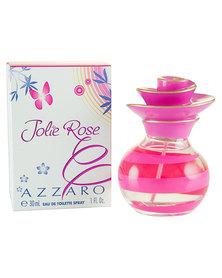 Azzaro Jolie Rose Eau De Toliette 30ml