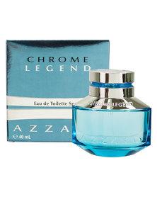 Azzaro Chrome Legend Eau De Toilette Spray 40ml