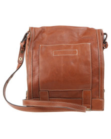 Baobab Leather Ilo Bag Tan