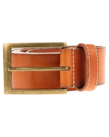 Akona Leather Belt