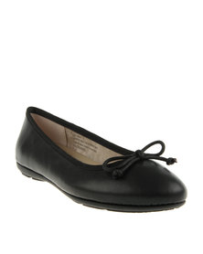 Bata Casuals Contemporary Pumps Black