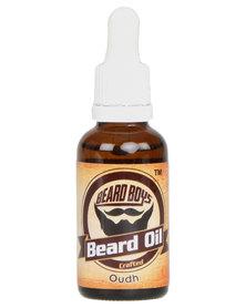 Beard Boys Oudh Beard Oil 30ml
