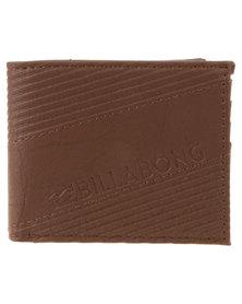Billabong Slice Wallet Brown