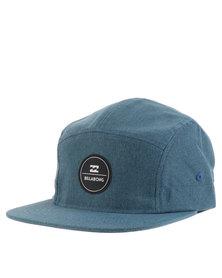 Billabong Barnaby Cap Blue