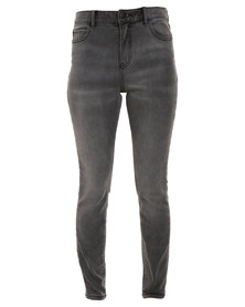 Billabong Hot Mama Jeans Black