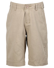 Billabong Cash Walkshorts Brown
