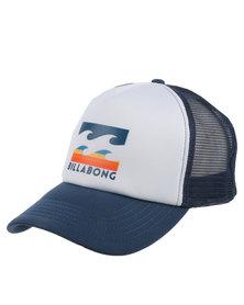Billabong Podium Trucker Cap White