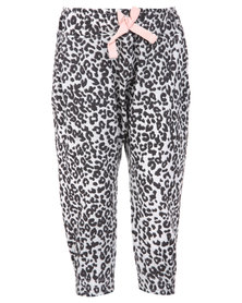 Billabong Cub Scout Pants Black & White