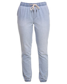 Billabong East Side Blues Jogger Blue