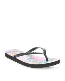 Billabong Tropical Trip Thong Flip Flop Multi