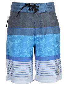 Billabong Spinner Lo Tides Boardshorts Blue