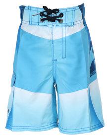 Billabong Fluid Boardshorts Blue